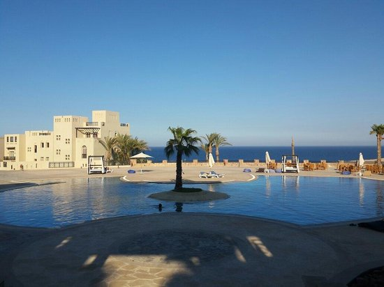 Azzurra Sahl Hasheesh Suite: The best pool from the five pools