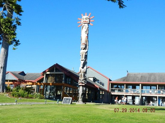 BEST WESTERN Tin Wis Resort: The Hotel Totem Pole