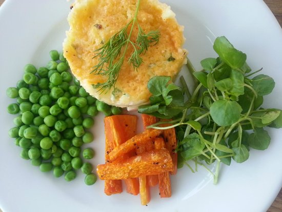 Cresswell, UK: Homemade Fish Pie