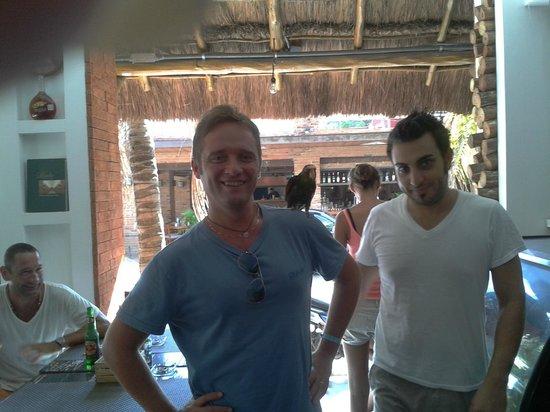 Bar dello Sport : Con Manuel