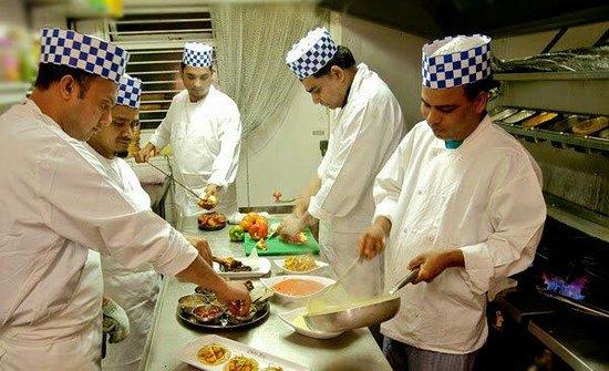 Chilli Raj Restaurant ( Kitchen Photo )