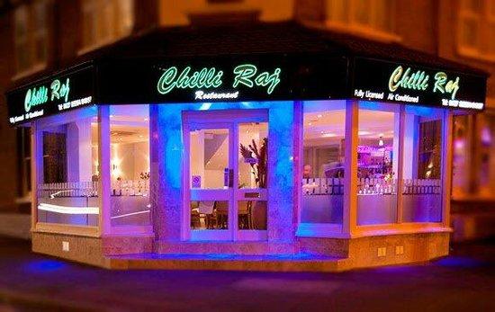 Chilli Raj Restaurant. St. Albans.