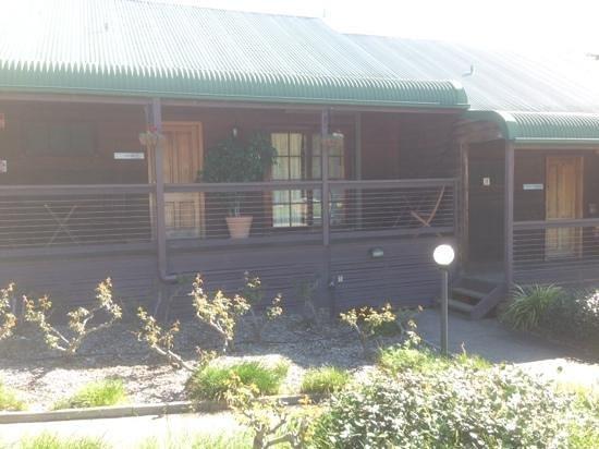 Hermitage Lodge : The lodge
