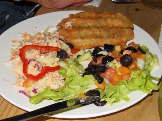 Cutters of Barbados : nice lunch