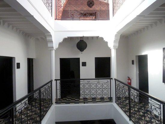 Riad Elizabeth: The riad bedrooms