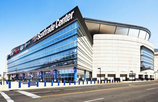 St Louis City Center Hotel Scottrade 1block