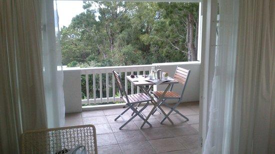 South Villa Guest House : Terrazza