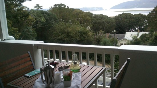 South Villa Guest House: La vista