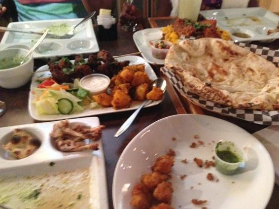 Jambo Grill & Paan House : Dishes