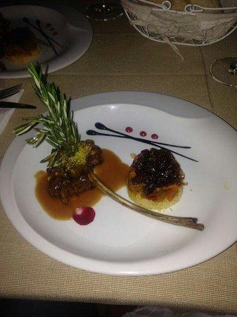 Restaurante Estrellas de San Nicolas: Ternasco