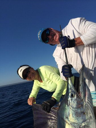 On Strike Charters: Sailfish