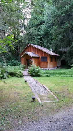 Stormking Spa at Mt. Rainier: Eagle Cabin