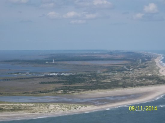 Barrier Island Aviation: Outer Banks from above!
