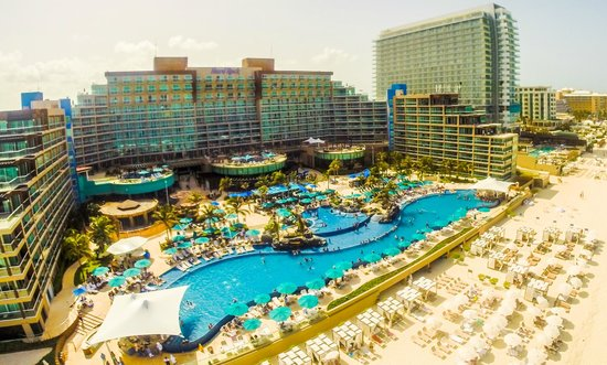 Hard Rock Hotel Cancun This Is Hrh