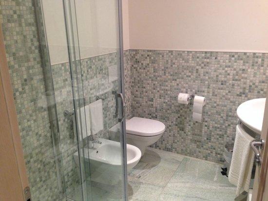 Casa Panvinio: Banheiro