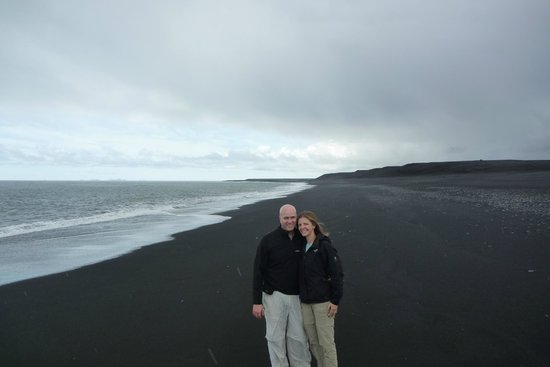 Iceland Offroad Private Tours Black Sand Beach
