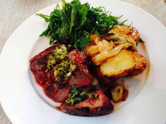 Tufnell Park Tavern : Steak