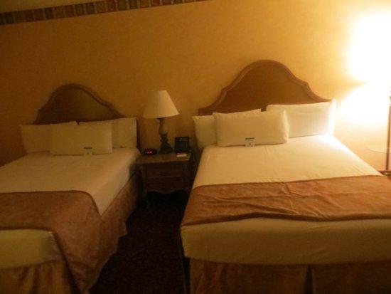 Suncoast Hotel and Casino : The room- non smoking