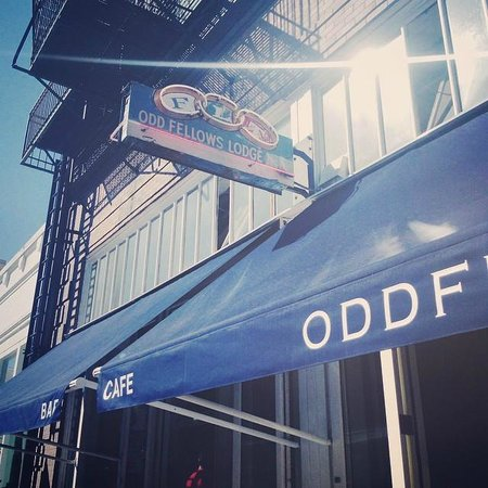Photo of American Restaurant Oddfellows Cafe at 1525 10th Ave, Seattle, WA 98122, United States