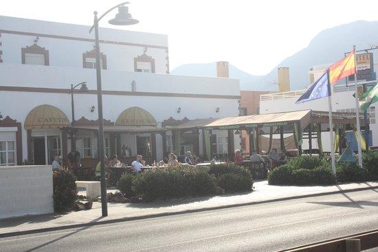 Cabo de Gata, إسبانيا: hotel