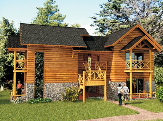 Pasion Serrana Mountain Lodges