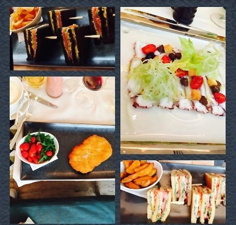 Mio: Great lunch