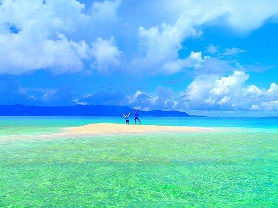 幻の島&パナリ島 西表島 KEN GUIDE - Picture of Iriomote Island, Taketomicho Iriomote-jim...