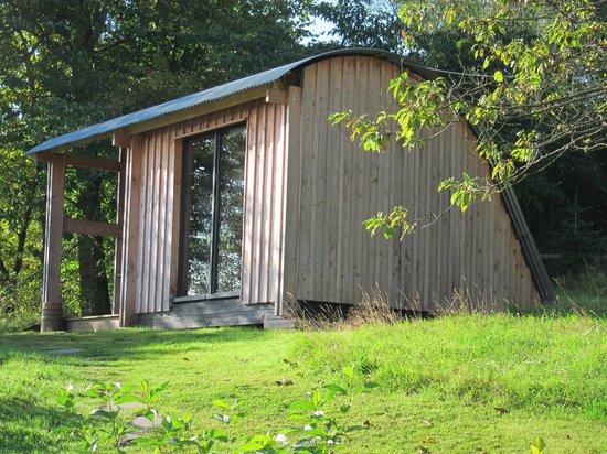 Felindre, UK: My accomodation at Brandy House Farm B&B