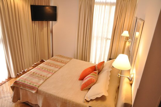 Terrazas Hotel: Single