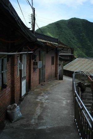 Jinguashih Geographic Park