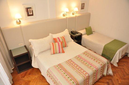 Terrazas Hotel: Triple (Dpto)