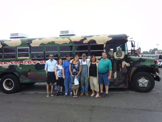 Redneck Tour In Nashville