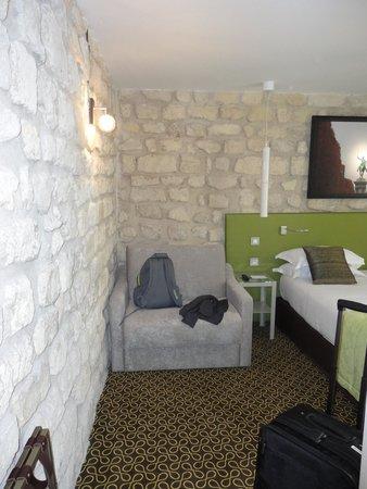 Hotel Atmospheres : entrance