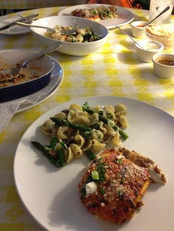 La Cucina Italian Kitchen: Orecciette