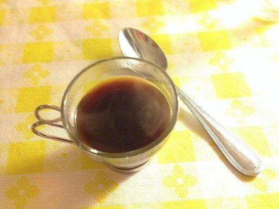 La Cucina Italian Kitchen: Espresso, perfectly prepared