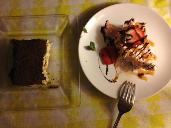 La Cucina Italian Kitchen: Delicious Desserts