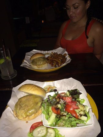 Crave Restaurant & Lounge: Best night on Koh Phangan