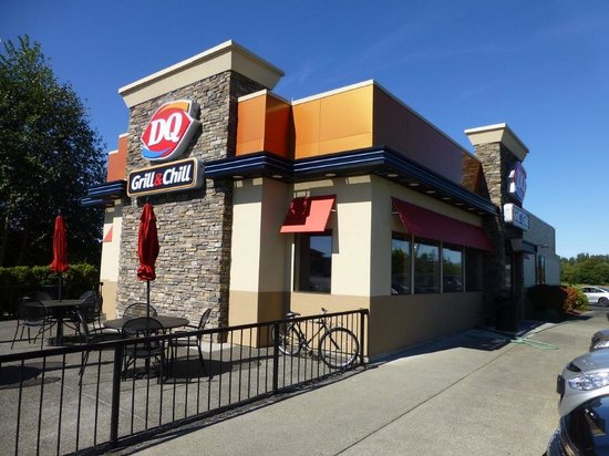Dairy Queen Dq Ferndale Wa
