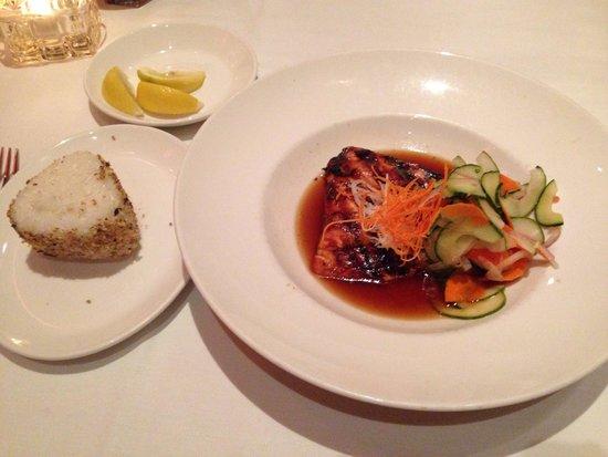 Roy's : Salmon Hibachi