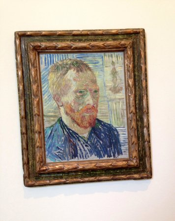 Museo de Bellas Artes: Vincent Van Gogh