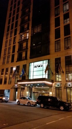 Hotel Ivy, a Luxury Collection Hotel, Minneapolis: Great Location