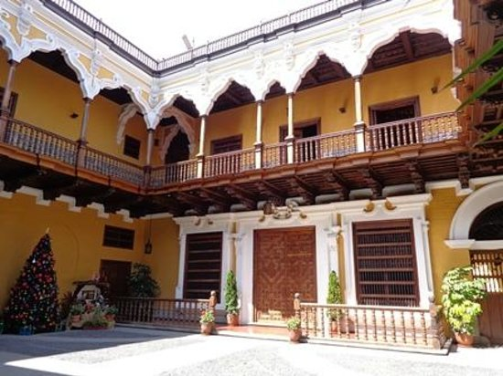 Foreign Office Building Torre Tagle Palace