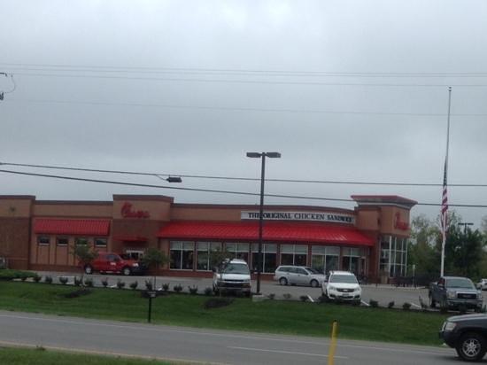 Restaurants Near Hopkinsville Ky
