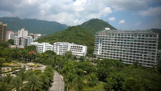 Sheraton Dameisha Resort, Shenzhen: Долина в Дамейша