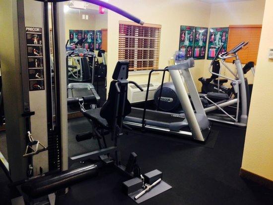 Best Western Plus Wausau-Rothschild Hotel : Exercise Room