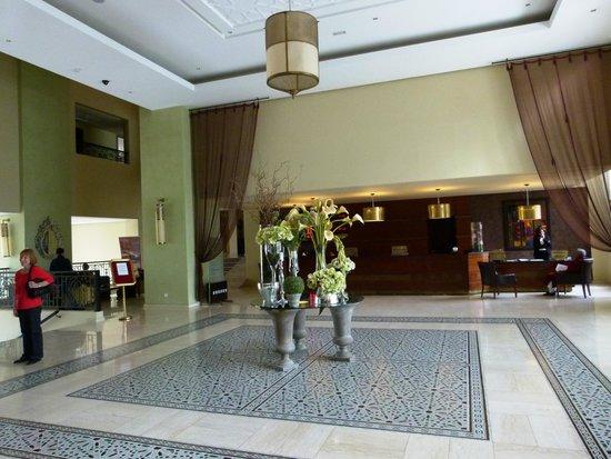 Palais Medina & Spa : Lobby