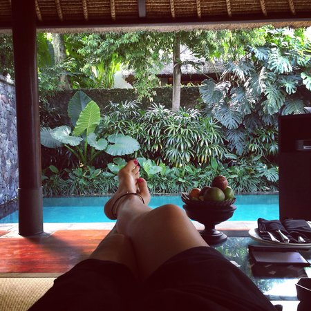 Kayumanis Ubud Private Villa & Spa : Relaxation at it's finest