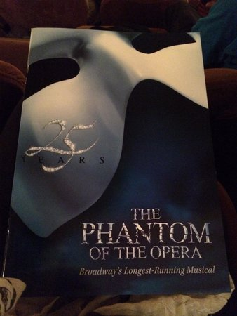 The Phantom of the Opera: Phantom of the Opera