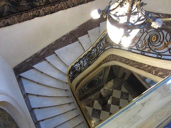 Palacio Taranco - Stairs