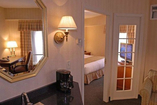 Best Western Plus Boston Hotel: Suite room